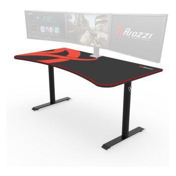 Bureau Arozzi Arena - 160x82cm, réglable hauteur-