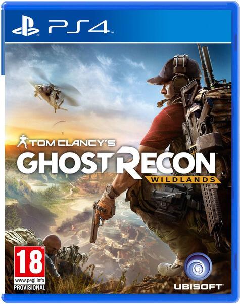 Tom Clancy's Ghost Recon Wildlands sur PS4 (dématérialisé)
