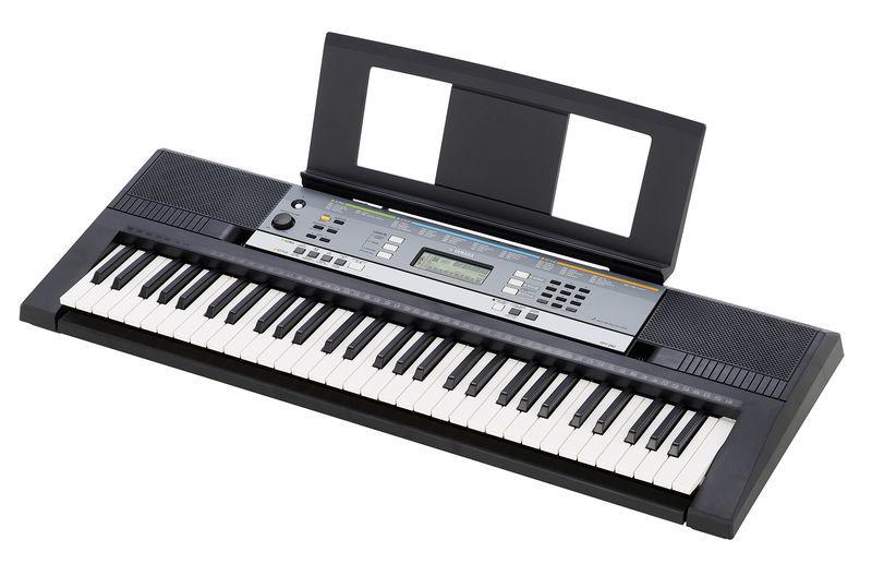 Clavier d'initiation Yamaha YPT-240 au Lidl Molsheim (67)