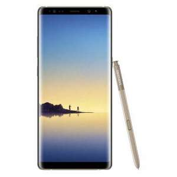 """Smartphone 6.3"""" Samsung Galaxy Note 8 - 6 Go RAM, 64 Go (via ODR 100€)"""