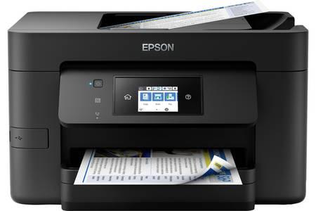 Imprimante multifonction 4-en-1 Epson WF-3750 - WiFi/Ethernet (via ODR 25€)