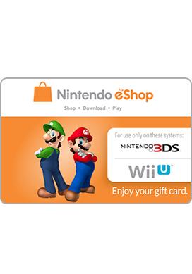20% de réduction immédiate sur 1 Carte Nintendo E-Shop US de $10 (Dématérialisée - pcgamesupply.com)
