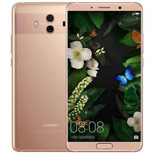 "Smartphone 5.9"" Huawei Mate 10 Mocha Gold - 2K, Android 8.0, RAM 4Go, 64Go, Kirin 970"