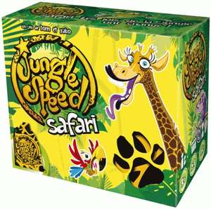 Jeu Jungle Speed Safari Asmodee