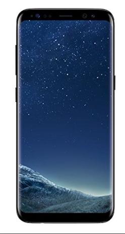 "Smartphone 5.8"" Samsung Galaxy S8"