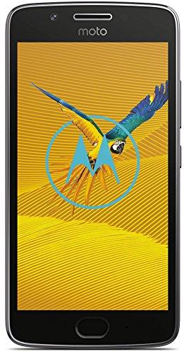 """Smartphone 5"""" Lenovo Moto G5 - Full HD, 3 Go et 16 Go, Android 7"""