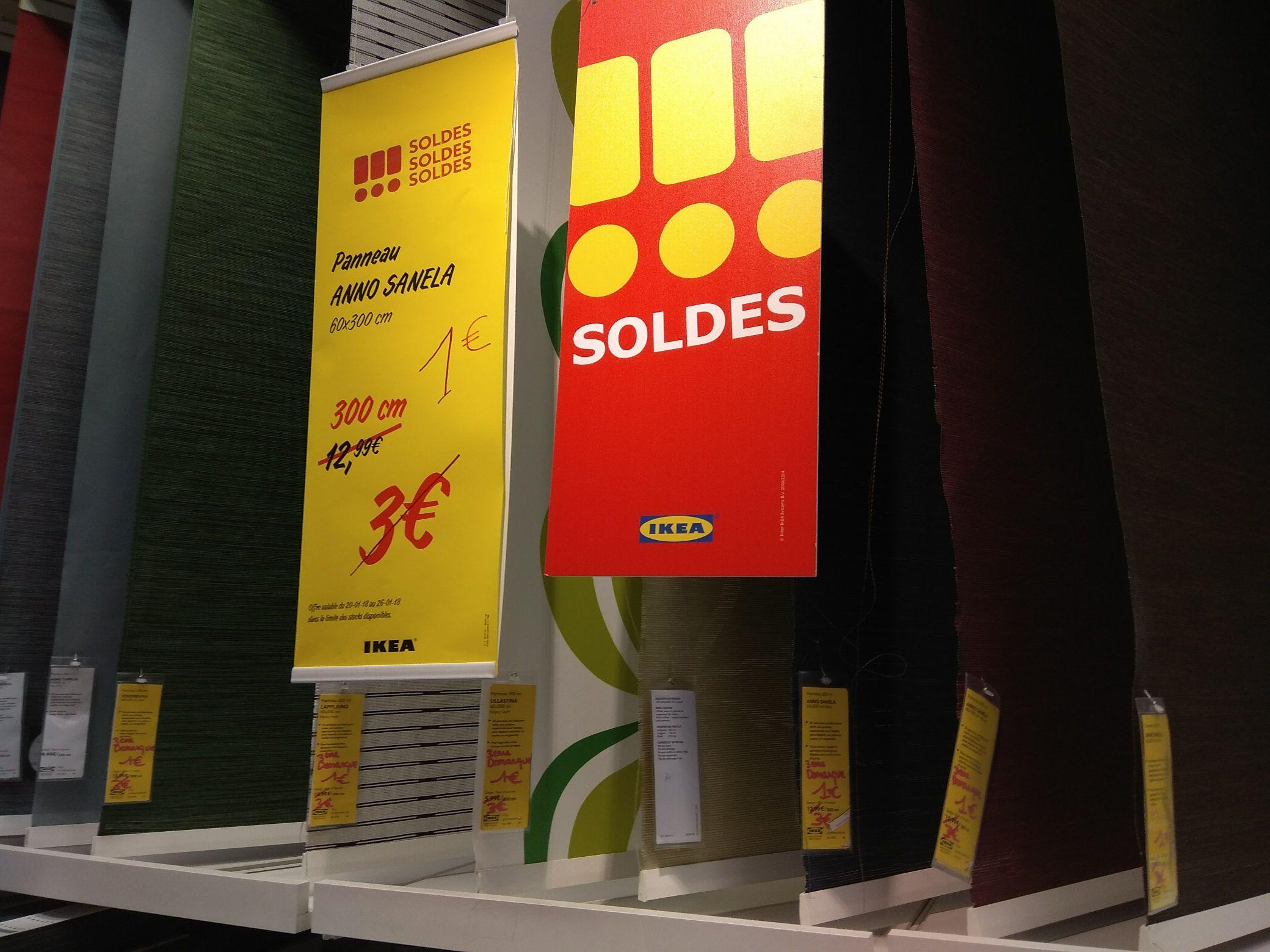 Panneaux Anno Sanela (60 x 300 cm) - Ikea Lomme (59)