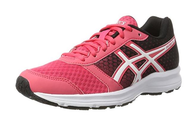Chaussures Asics Patriot 8 rose en 35,5 - 36 - 37 - 39,5 - 40 - 40,5 - 42