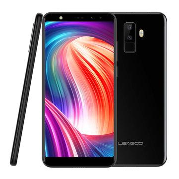 "Smartphone 5.5"" Leagoo M9 - 2 Go RAM, 16 Go ROM,  MT6580A, Android 7.0, 3G"