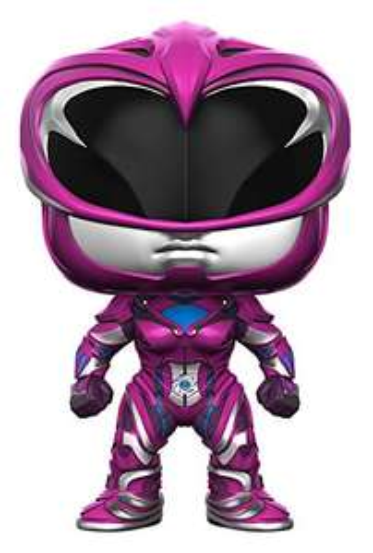 [Panier Plus] Figurine Funko Pop! Movies Power Rangers - Pink Ranger