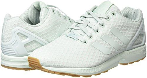 Chaussures adidas ZX Flux - blanc vers (du 36 2/3 au 46)