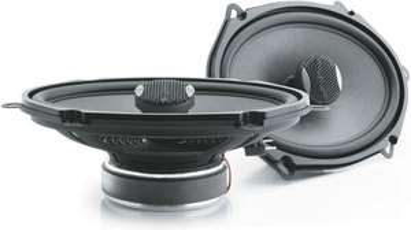 Lot de 2 haut-parleurs auto Focal Integration ISC570 - 60 W RMS, 13x18 cm