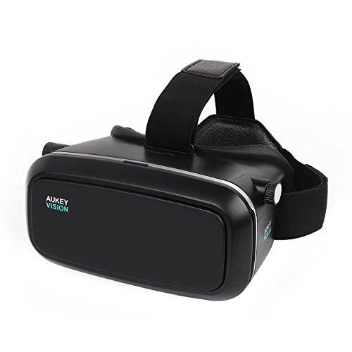 [Panier Plus] Lunettes de Réalité virtuelle Aukey VR-O1 pour smartphones (vendeur tiers)