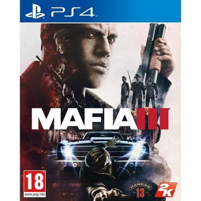 Jeu Mafia III sur PS4