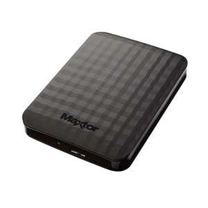"Disque dur externe 2,5"" Maxtor 4 To (Frontaliers Belgique)"