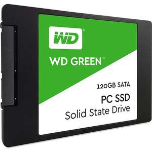 "SSD 2.5"" Interne  Western Digital WD Green, 120 Go, SATA III"
