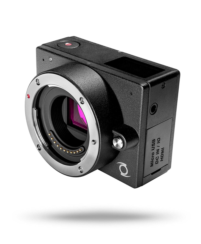Caméra sportive à objectifs interchangeables Z Cam E1 - 4K, Bluetooth / Wi-Fi