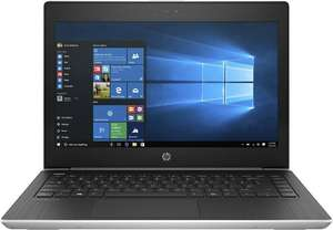 "PC Portable 13.3"" HP ProBook 430 G5 - Full HD IPS, i7-8550U, RAM 8 Go, SSD 256 Go, Windows 10 Pro (Frontaliers Suisse)"