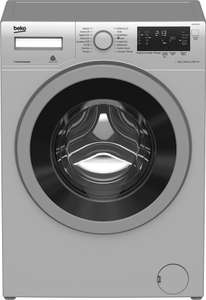 Lave-linge frontal à induction Beko WMY712230S - 7 kg, 1200 trs/min, A+++