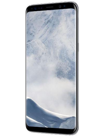 """Smartphone 5.8"""" Samsung Galaxy S8 - Exynos 8895, 4 Go de RAM, 64 Go, argent polaire (via ODR de 100€)"""