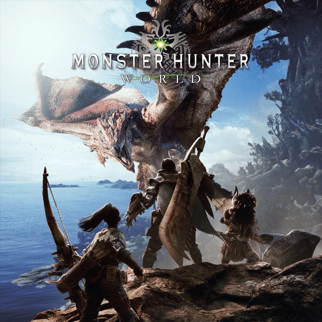 """DLC Pack d'objets """"5 Millions"""" Offert pour Monster Hunter: World sur PS4 et Xbox One (Dématérialisé)"""