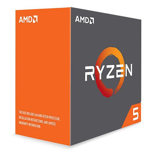 Processeur AMD Ryzen 5 1600X (3.6 GHz) + Quake Champion