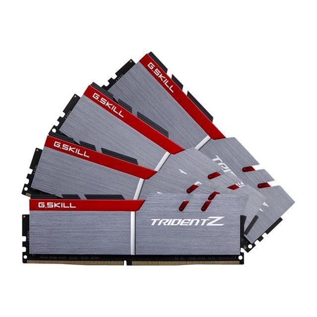 Kit Mémoire G.Skills DDR4 - 4x16Go, 3600Mhz