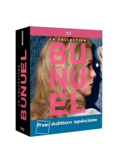 Coffret Blu-ray Buñuel Edition spéciale Fnac - 7 Films