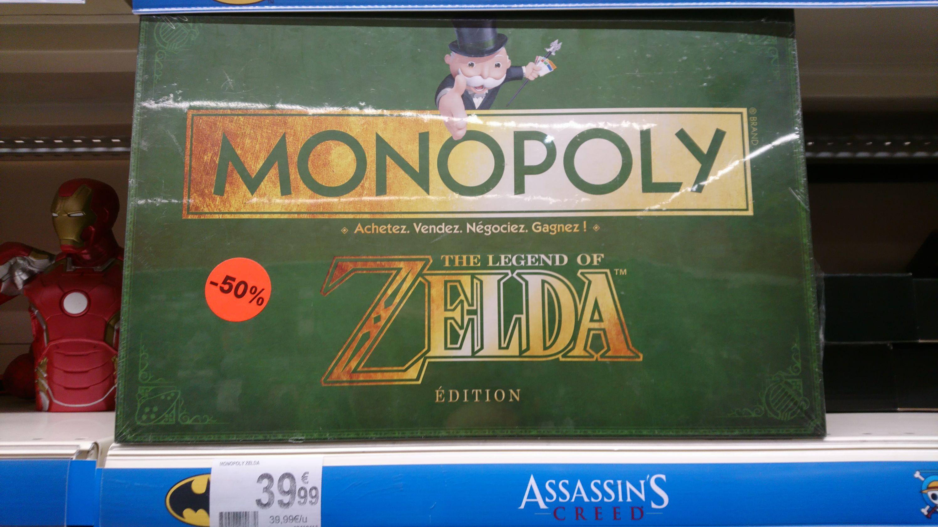 Monopoly Zelda - Saint-quentin (02)