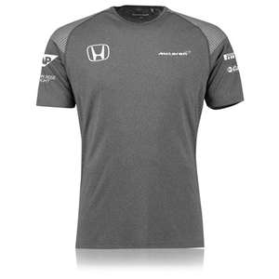 T-Shirt McLaren Honda Official 2017 - Tailles XS, XL, XXL