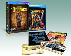Blu-ray Collector The Goonies - 30th Anniversary