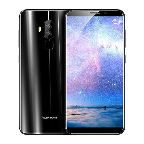 Smartphone 5.7 Homtom S8 4GB Ram et 64GB Rom (avec B20, vendeur tiers)