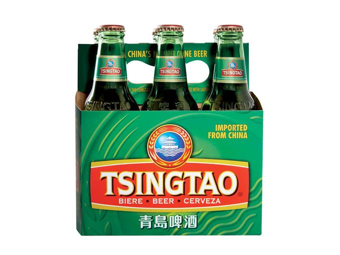 Pack de 6 bières Tsingtao - 6x33cl