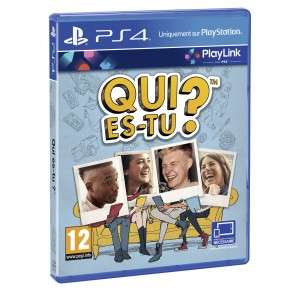 Pack de 4 Jeux PlayLink : Qui es tu ? + Knowledge is Power + SingStar Celebration + Hidden Agenda sur PS4 (via 24.95€ fidélité)