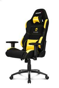 Fauteuil AKracing - Team Dignitas, Edition Pro Yellow