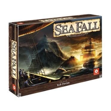 Sélection de jeux de société en promotion - Ex : Seafall