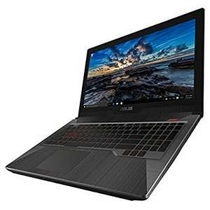 "PC Portable 15.6""Asus ROG FX503VM-DM021T - Full HD, i5-7300HQ, GTX-1060, 8 Go de RAM, 1 To + SSD 128 Go, Windows 10"