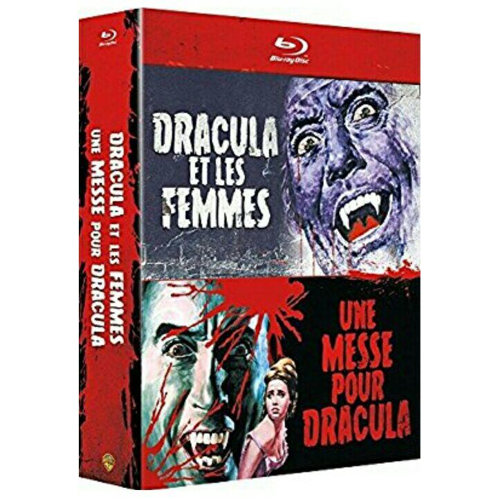 Coffret Blu-Ray - Dracula et les Femmes + Une Messe pour Dracula