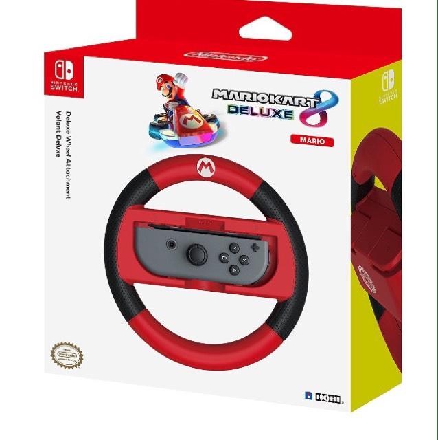 Volant deluxe Mario Hori pour Nintendo Swicth