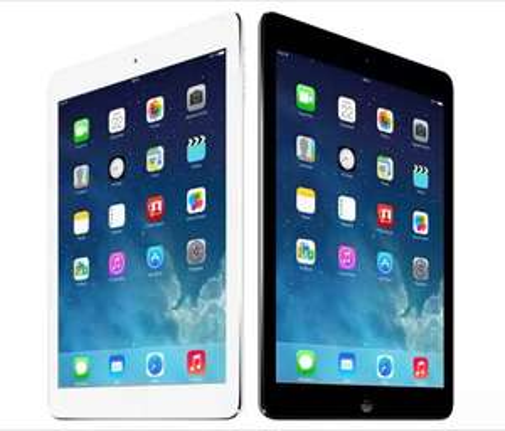 15€ en bon d'achat par tranche de 100€ d'achat sur la gamme iPad Air