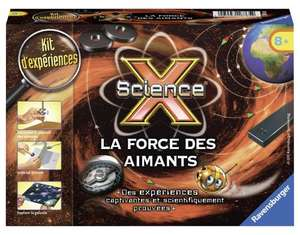 Jeu Ravensburger - La force des aimants
