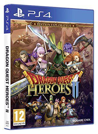Dragon Quest Heroes II - Édition explorateur sur PS4