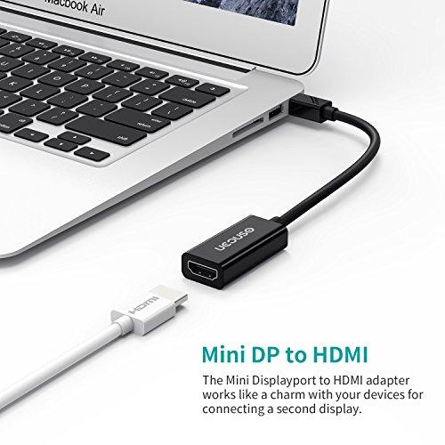 Adaptateur Hub Mini DisplayPort vers HDMI (vendeur tiers)