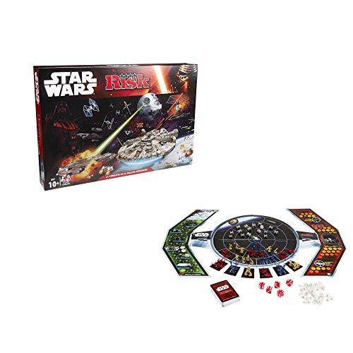 Hasbro - B23551010 - Jeu de Stratégie - Risk Star Wars Version Française