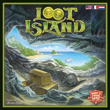 Jeu de société Loot Island