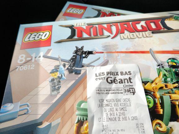 Lego Ninjago 70612 - Le dragon d'acier de Lloyd - Ricamarie (42)