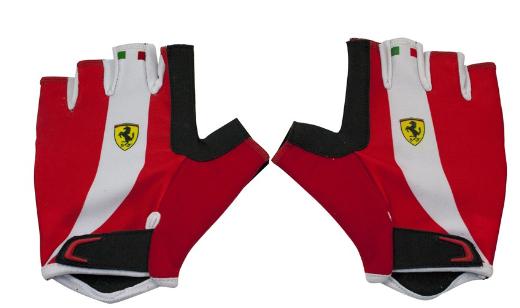 Mitaines (Gants Vélo) Ferrari Adulte