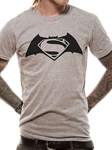 Tee-Shirt Batman vs Superman Taille L
