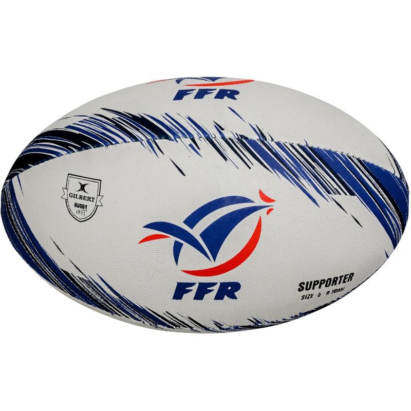 Sélection de produits sports en soldes - Ex: Ballon rugby Gilbert FFR