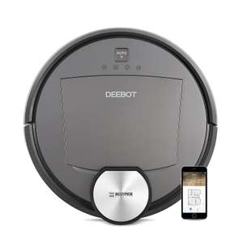 Aspirateur + nettoyeur robot Ecovacs Robotics Deebot R95